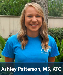 Ashley Patterson, MS, ATC